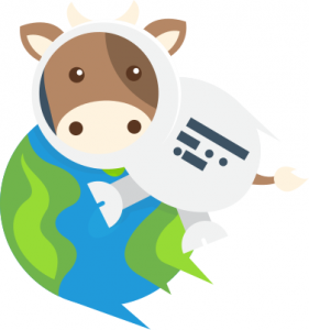 cow_globe
