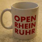 OpenRheinRuhr Flatrate Tasse 2017 weiss