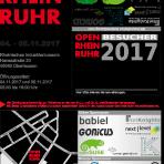 OpenRheinRuhr Eintrittskarte 2017